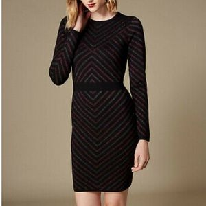 Karen Millen | Bodycon Sweater Dress